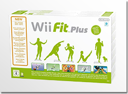white wii fit plus