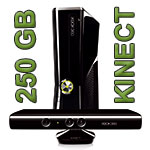 Microsoft Xbox 360 250GB & Kinect