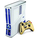 Xbox 360 Star Wars Limited Edition Console